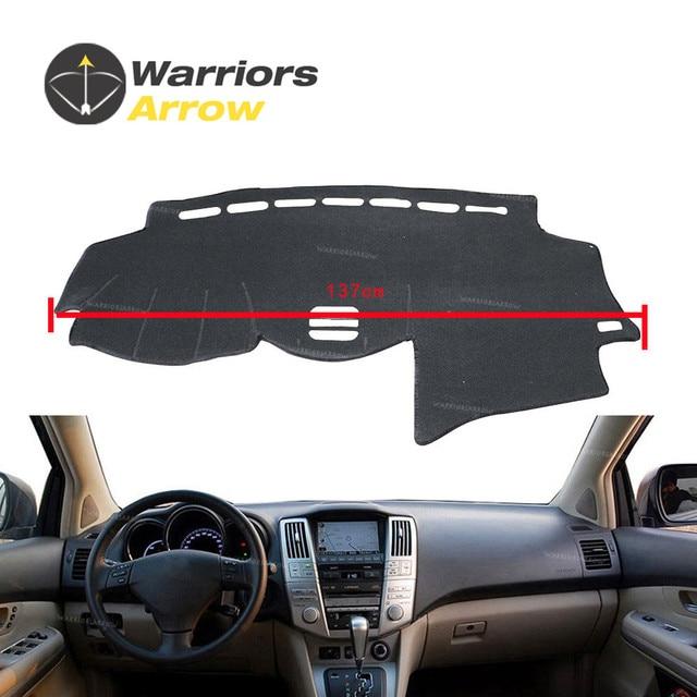 For Lexus RX RX300 RX330 RX350 Dashboard Cover Dashmat Dash Mat Pad Sun  Shade Dash Board Cover Carpet Protective Mat LHD 87f17cab454