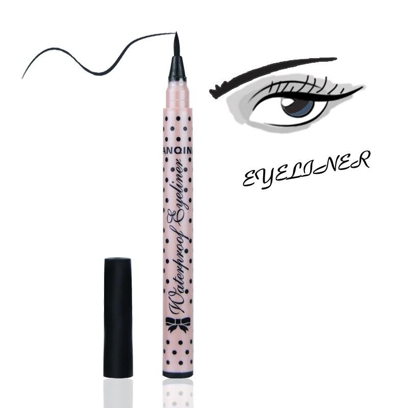 Профессиональная жидкая подводка для глаз, ручка для длительного макияжа, Сексуальная Черная Подводка для глаз, водонепроницаемый карандаш для красоты, женские инструменты для макияжа liquid eyeliner pen eyeliner penwaterproof pencil   АлиЭкспресс