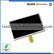 Original y nuevo 10.1 pulgadas 40 pin pantalla LCD DX1010BE40F0 DX1010BE40 DX1010BE para tablet pc envío gratis