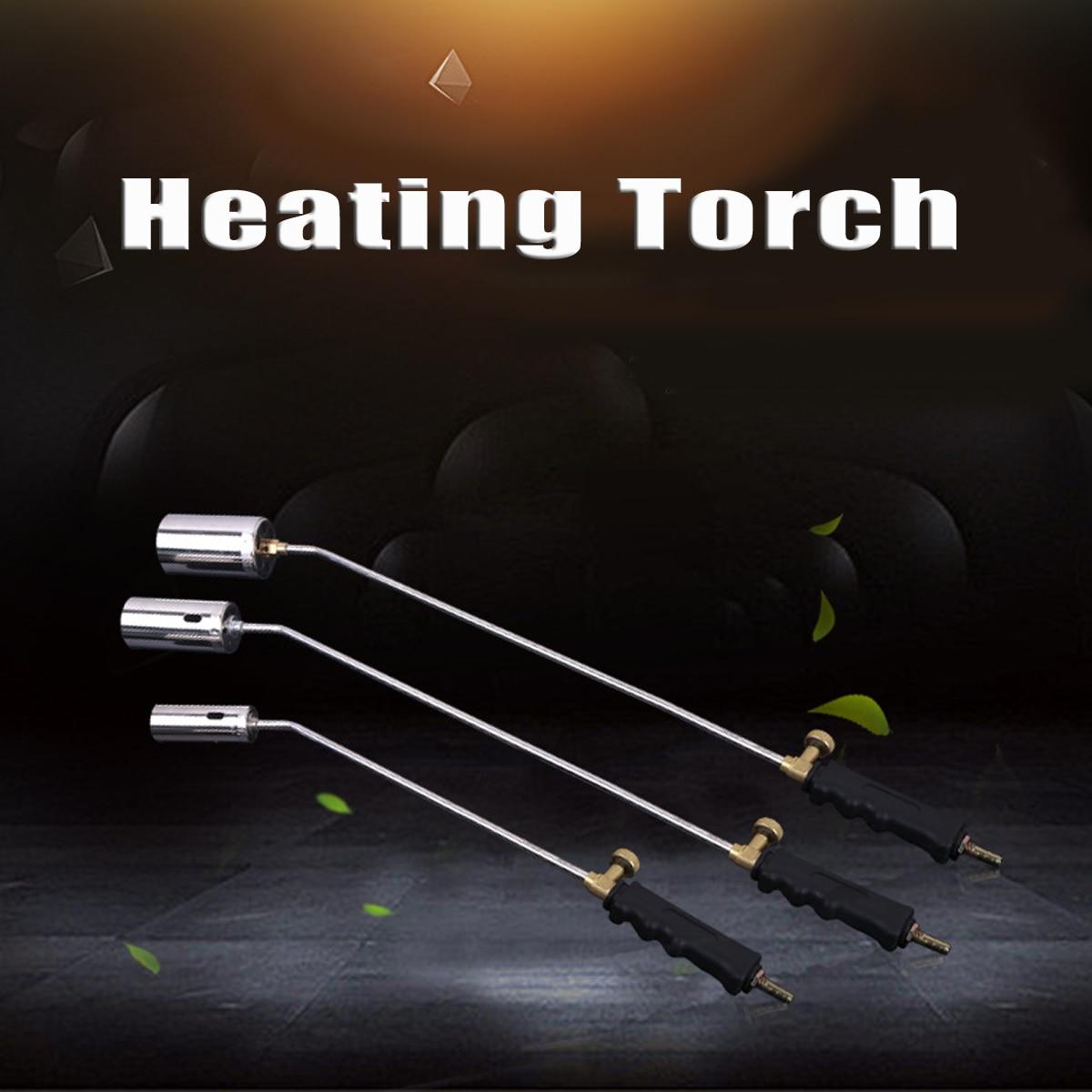 15 65 Heating Torch Propane Butane Gas Flame Blow Plunber