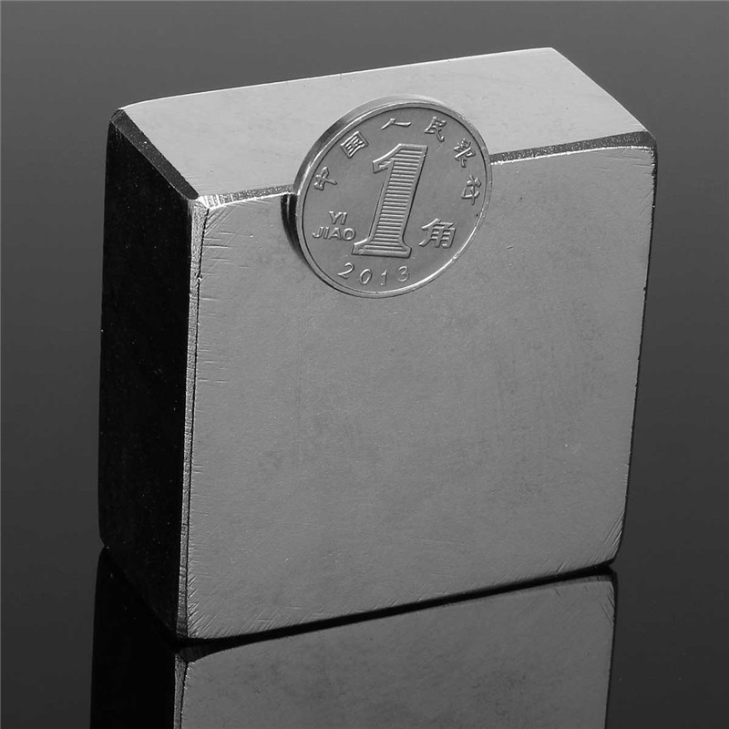 1 STÜCK 45x45x25mm N50 Neodym-magnet-block Permenent starke Magnet Rare Earth Platz 45x45x25mm Magneten heißer