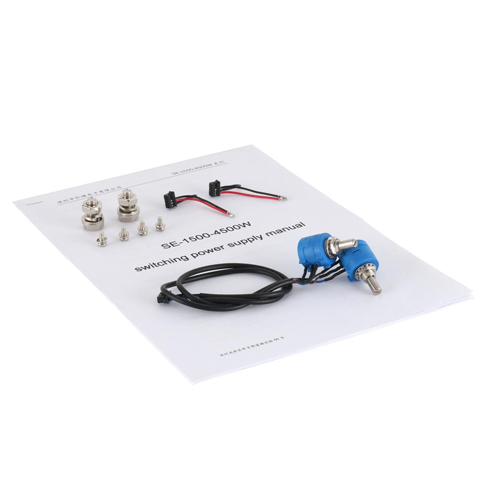3000w 150v High Power Supply Ac110 Or 230v 0 5v Analog Signal 24v6a Low Consumption Regulated Circuit Please Refer To The Instruction Manual