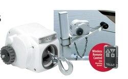 Marine Zout Water Kleine Craft 12 V Elektrische Trailer Lier met kabel Voor Boot tot 22ft 7500LBS (3175KGS)