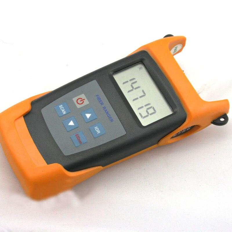 Testeur de principe portatif 60 KM OTDR pour Ranger les fibres optiques JW3304N FTTx Kit d'outils FTTH à Fiber optique