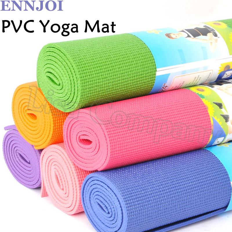 Aliexpress.com : Buy NEW 173*61cm 4MM Thickness Yoga Mat