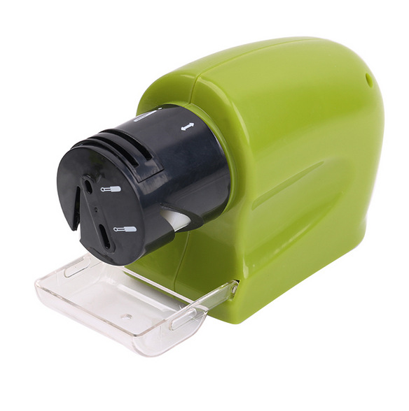 Electric knife sharpener Professional Knife Sharpener Diamond Tungsten Steel Carbide Rotate Knife Sharpening Kitchen Too 9