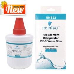 Water Purifier Namtso NMS22 Refrigerator Water Filter Smartwater Cartridge Replacement for Samsung Filter DA29-00003G 1 Piece