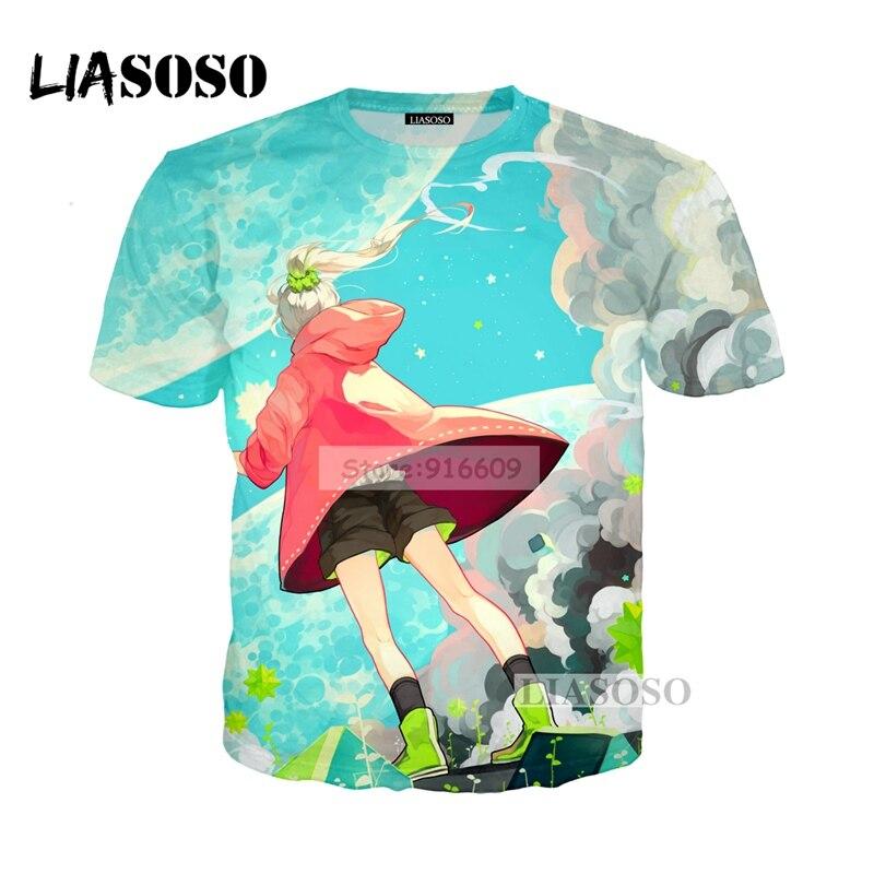 LIASOSO NEW Anime Boku No Hero My Hero Academia Cosplay Tees 3D Print t shirt/Hoodie/Sweatshirt Unisex Good Quality Tops G738