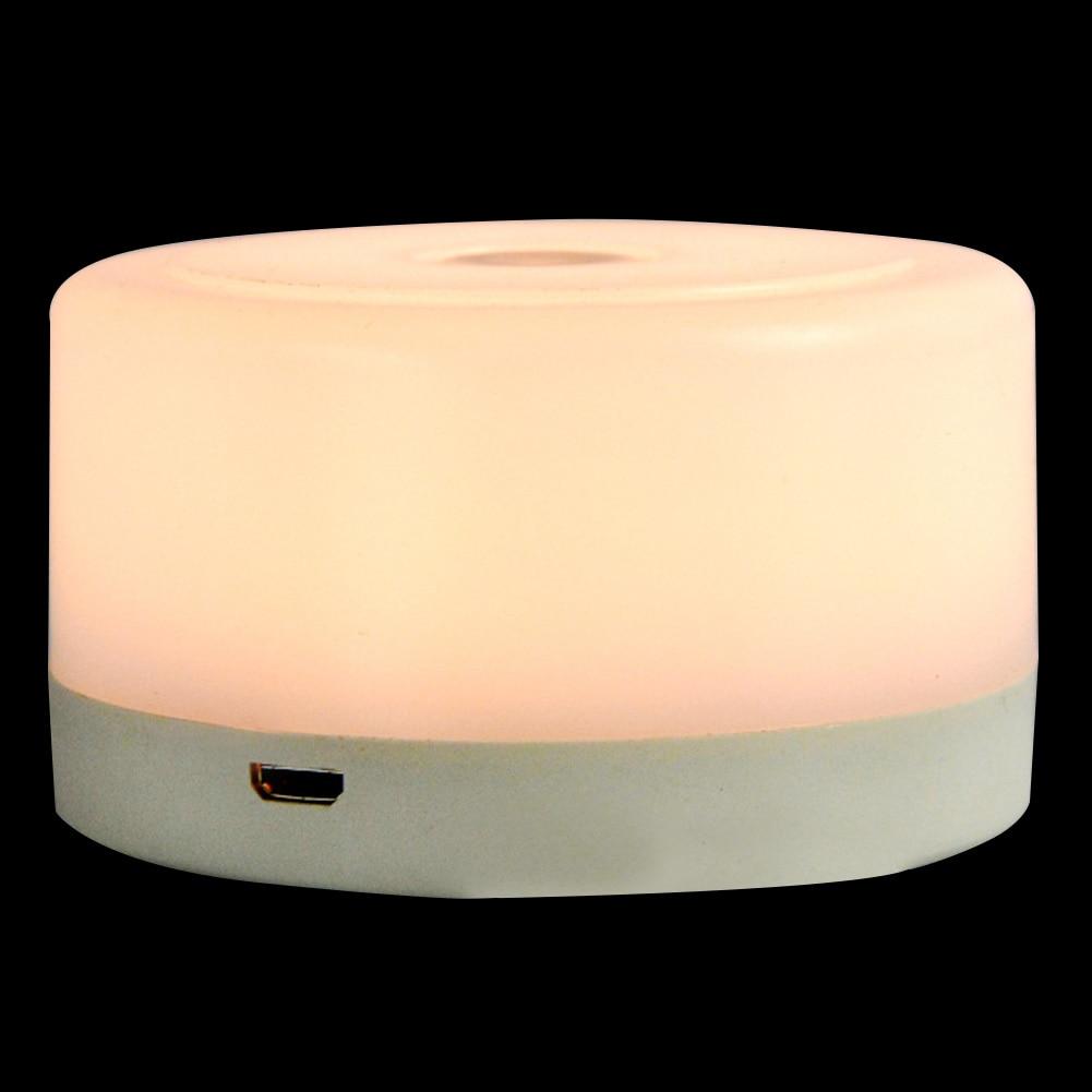 Kids Mini Led Bedside Breastfeeding Portable Wireless USB Charging Night Light Baby Nursery Rechargeable Lamp