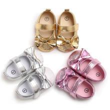 9037f875bd0 Pudcoco Peuter Baby Baby Boy Meisjes Fancy Prinses Schoenen Kids Soft Sole  Crib Schoenen Maat 0
