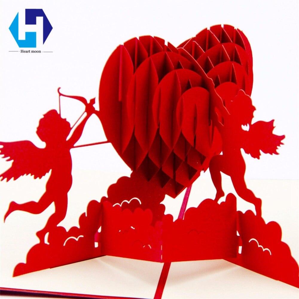 Rouge en forme de cœur pailleté éponge idéal forvalentine ou Anniversaire Cadeau