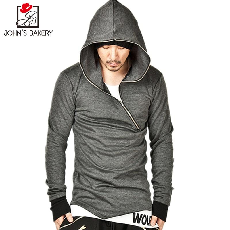 2017 Fashion New Hoodies Brand Men Stitching Connect Gloves Sweatshirt Male Men S Sportswear Hoody Hip