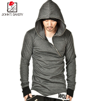 2017 Fashion New Hoodies Brand Men Stitching Connect Gloves Sweatshirt Male Men S Sportswear Hoody Hip