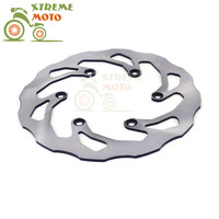 250MM Front Wavy Brake Disc Rotor For Yamaha WR 250 YZ 250 WRF 250 426 450
