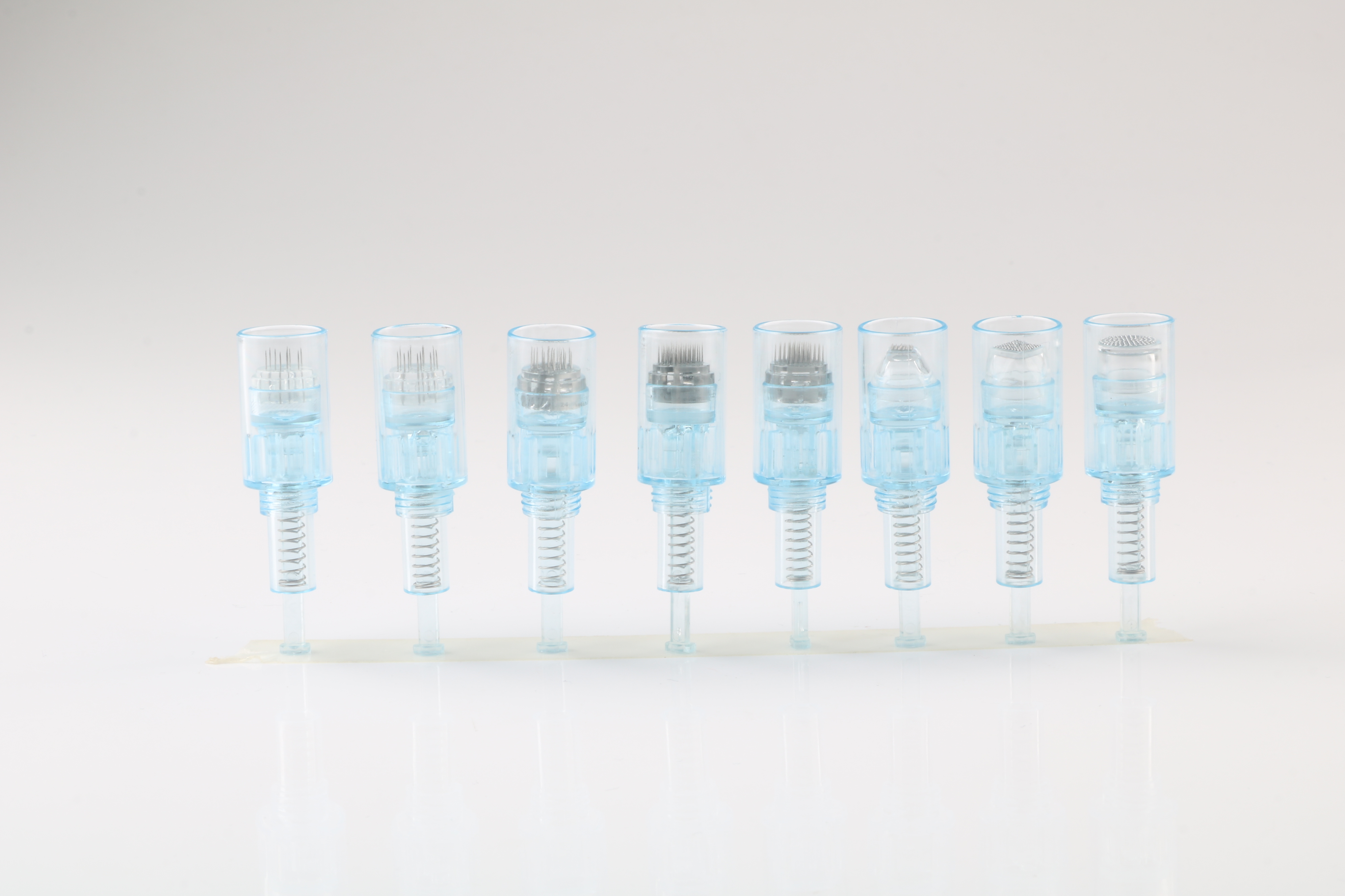 10 PCS  9/12/36/42/Nano Microneedling Needles Of Dr. Pen X5 Model Replacement Cartridage In One Bag
