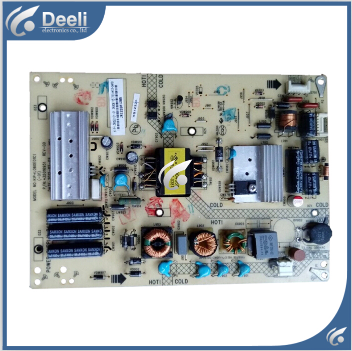 Working good 98% new original for Power Supply Board 34008715 35016951 KIP+L060E01C1 Board good working original used for power supply board yp42lpbl eay60803402 eay60803202