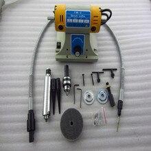 TM-2 benches lathe buffing motor rpm 0-8000r/min Multi-use polishing grinding machine heavy duty power tool jewelry rotary tool