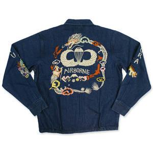 3e1f2e25b oldsaints Denim Jacket Coat Bomber Mens Autumn