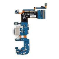 Parte de Substituição de Telefone celular para Samsung Galaxy S8 + G955F Ficha de Carregamento Porta Cabo Flex + Microfone