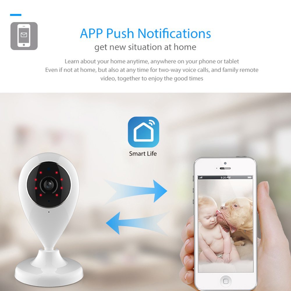 Camera Ip Exterieur Zwave Neo Coolcam Nip 55ai 720p Ip Camera Wifi Network Wireless Surveillance Camera Compatible With Alexa Echo Show