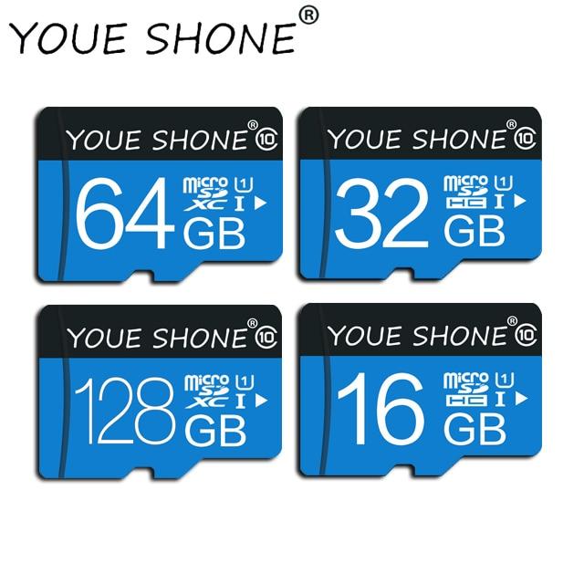 Горячая Распродажа 32 ГБ Micro sd карта 64 Гб карта памяти 16 Гб Высокая скорость класс 10 128 г картао де memoryia SDHC/SDXC TF карта 8 Гб Бесплатная доставка