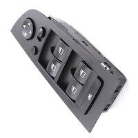 Black Panel 61319217332 High Quality Car Accessories For BMW E90 318i 320i 325i 335i Power Window Control Switch Console Left