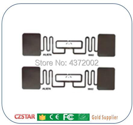 Access Control Honest Uhf Rfid Tag Sticker Impinj B42 Wet Inlay 915mhz 900 868mhz 860-960mhz Epcc1g2 6c Smart Adhesive Passive Rfid Tags Label