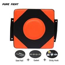 40*40*10cm High Quality Boxing Target Durable PU Punching Pads MMA Kick Muay Thai Square Wall TKD Martial Arts Punch Pad