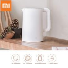 Xiaomi Mijia 1.5L чайник для воды электрический ручной автоматический отключение защиты мгновенный нагрев Электрический проводной чайник