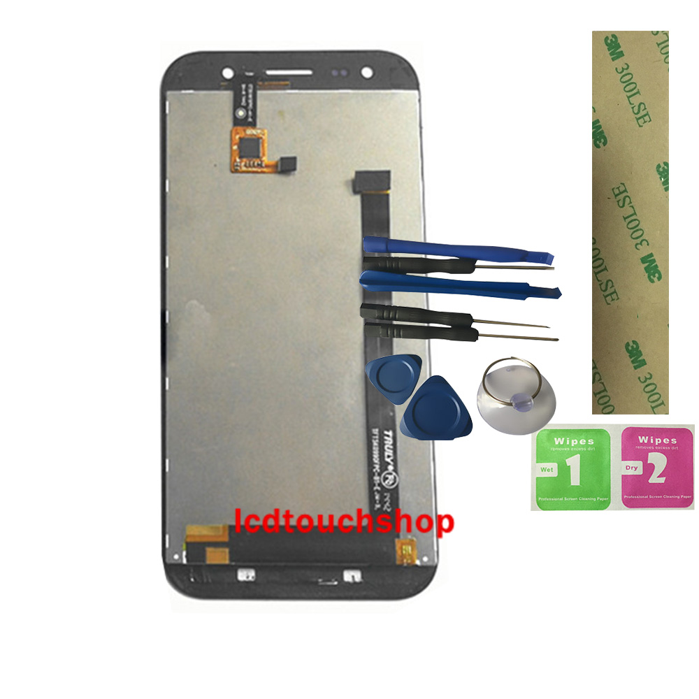 New Touch Screen CT3S1815FPC-A1-E With LCD Display TFT5K0990FPC-B1-E Digitizer Assembly Replacement With ToolsNew Touch Screen CT3S1815FPC-A1-E With LCD Display TFT5K0990FPC-B1-E Digitizer Assembly Replacement With Tools
