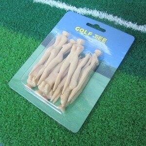 Image 2 - Divertimento unico golf tee per il golfista Signora Nuda Donna Manichino di Plastica strumento divot Golf Tee