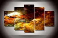 5 Piece Canvas Print Red Wine Painting Decoration For Home Canvas Wall Art Painting Print Wall