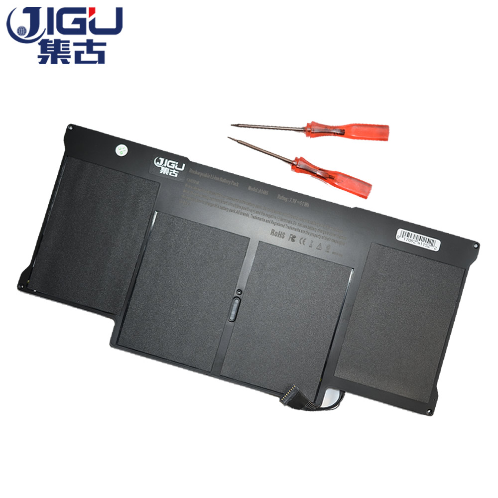 JIGU [Special Price] NEW Laptop Battery For Apple Macbook Air 13 A1369 [2010 Production], Replace: A1377 BatteryJIGU [Special Price] NEW Laptop Battery For Apple Macbook Air 13 A1369 [2010 Production], Replace: A1377 Battery