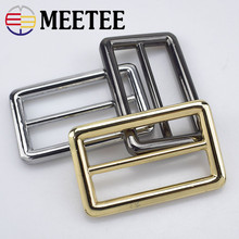 hot deal buy 5pcs  direct selling 38mm belt buckle bag accessories  adjustment  parts package with metal f2-15