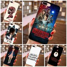 TPU Call Box For Samsung Galaxy Note 4 8 9 S3 S4 S5 S6 S7 S8 S9 S10 Edge Plus Lite I9080 G313 Stranger Things Christmas Lights(China)