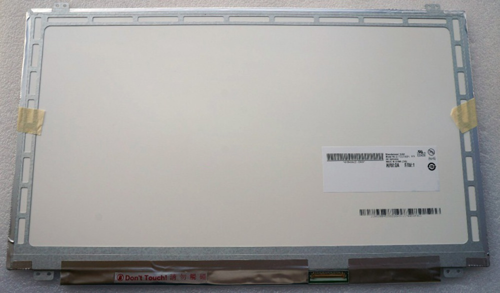 QuYing Laptop LCD Screen Compatible Model B156XW04 B156XW03 LTN156AT11 N156BGE N156B6 LTN156AT20 LTN156AT30 B156XTN03 B156XTN04 matrix for laptop 15 6 slim 1366 768 ltn156at20 b156xw04 v 5 0 6 1 b156xtn03 2 b156xw03 ltn156at11 lp156wh3 ltn156at30