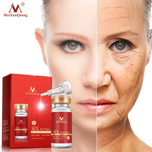 hot deal buy new argireline hyaluronic liquid six peptides anti wrinkle anti aging skin whitening cream instantly ageless skin care face care
