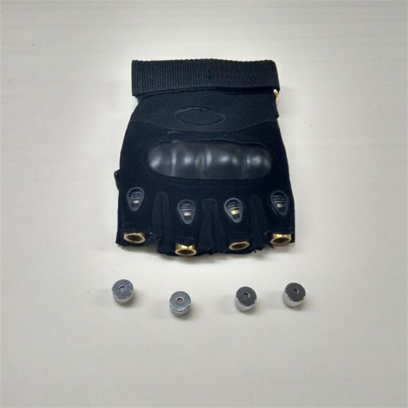 Novi dizajn veleprodajna cijena dj 4pcs zelene laserske rukavice za - Za blagdane i zabave - Foto 5
