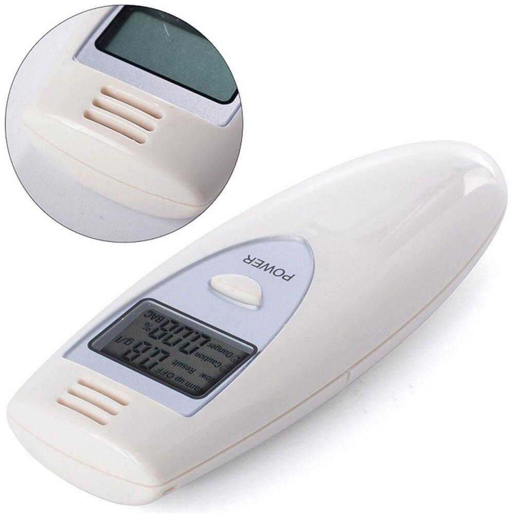 Vehemo ЖК-дисплей Тестер дыхания Алкотестер для автомобиля Алкотестер Для анализатора спирта Профессиональный паркинг