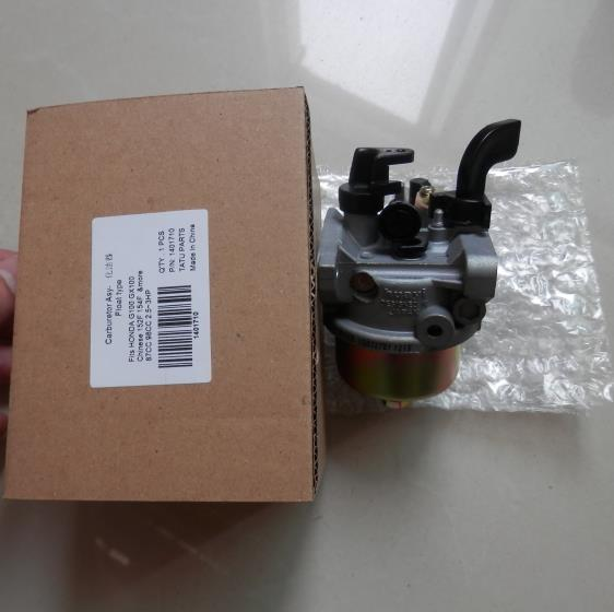 CARBURETOR FLOAT TYPE FOR HONDA GX100 G100 87cc 89cc 152F CARB 154F CARBURETTOR  REPL. OEM PART# 16100-Z4E-003 carburetor for zenoah g620pu rc g561 g651 g621 g662 6500 62cc 58cc 62 65 chainsaw carburettor carby carb repl walbro hda246