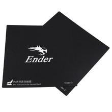3D Printer Accessories 235x235mm Hot Bed Platform Sticker Adapted For Ender-2 Ender-3