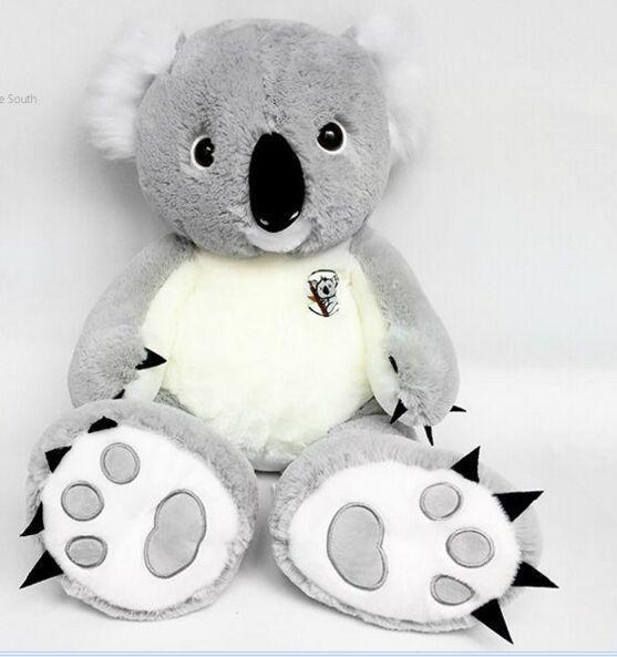 New Creative Koala Toy High Quality Plush Koala Doll Gift About 80cm