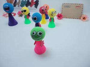 20pcs new mega fly jump elf children strange new toy/bounce elf/children's educational toys, educational toys free shipping
