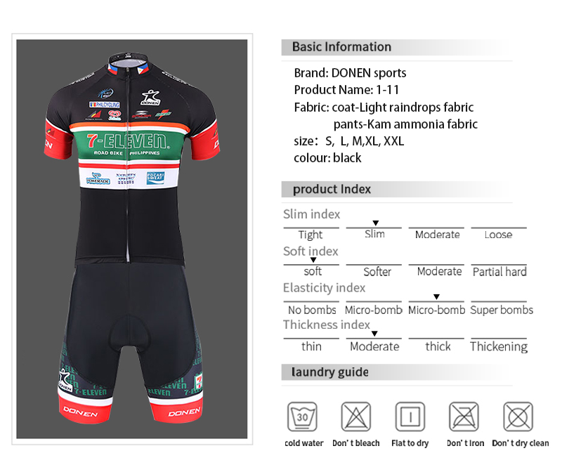 d8d8c88c5 Detail Feedback Questions about DONEN Summer Pro Cycling Jersey Set ...