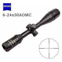 Hot Optical Sight ZEISS 6 24X50 Riflescope Scope Optics Riflescope Sight Hunting For Chasse Aim Scope