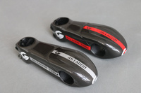 ASIACOM UD Full Carbon Bicycle Stem Road Bike Cycling Stem Angle 10 Degree 31.8 80 90 100 110 120 Bicycle Parts Red Gray