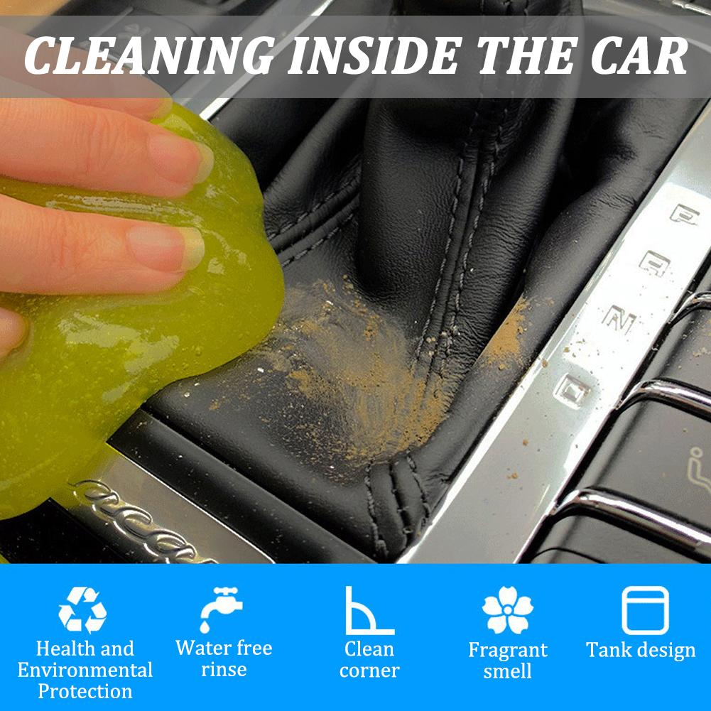 Car Detailing Cleaning Gel Multi-function Auto Vents Keyboard Computer Cleaning Mud Car Dusting Glue Magic Gel Car Accessories