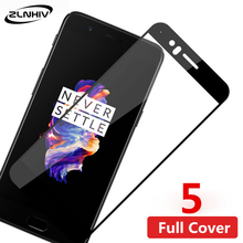 ZLNHIV glass for oneplus 7 pro 6 6T 5 5T protective film for oneplus 5t on the  tempered glass smartphone phone screen protector