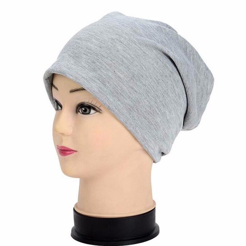 Winter Knitted   Beanie   muts female Warm Cap Men Women Hip Hop Cotton Hat Thin Autumn   Skullies     Beanies   Crochet hats