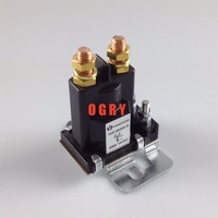 40A 48V High Current Contactors Direct Current Relays New Energy12VDC 24VDC Main Power Switch